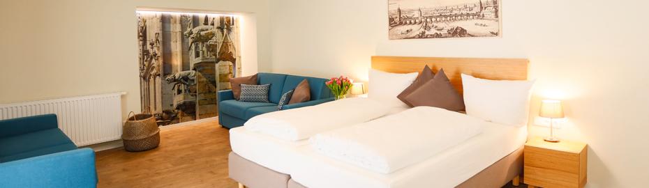 Hotel am Peterstor - Bildnachweis: ©Graggo